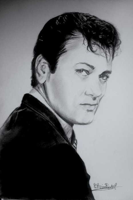 Tony Curtis by chrisG